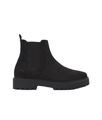Nubikk Logan Rai   Chelsea boots Zwart