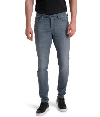 Pure White skinny jeans Dark stone