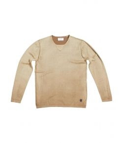 Gabba_2200250001_ridge_knit_dull_gold_mel
